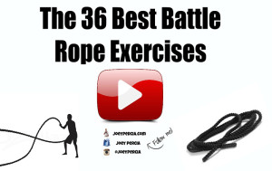 The Best Battle Rope Exercises to Burn Fat