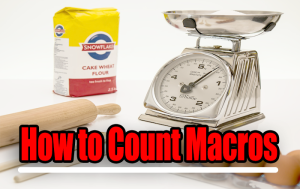 How to Count Macros (the keys to success)