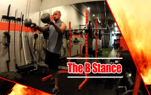The B-Stance: The Best Single Leg Exercise You Aren't Doing