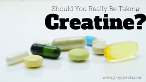 Should you really be taking creatine?