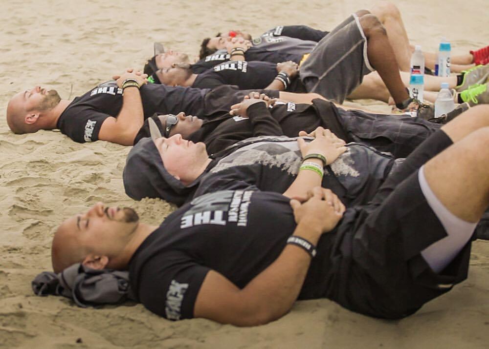tattoos joeypercia.com beach meditation